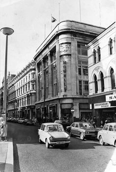 The department store at the very heart of the city is celebrating a milestone anniversary Uk History, Asian History, Tudor History, Local History, British History, History Facts, Old Pictures, Old Photos, Anne Boleyn Tudors