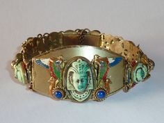 Neiger Egyptian Revival Bracelet