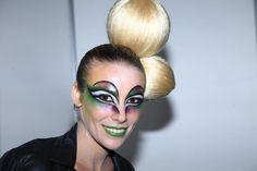 """Nuestro desfile, """"Melodías de Seducción"""", en la 38º edición del BAAM #buenosaires #maquillaje"""