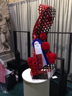 Red Ribbon and Best in Show at CNE 2014