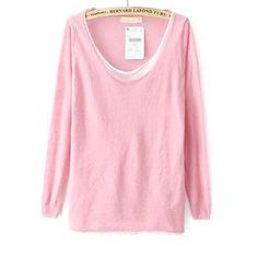 29,90EUR Pullover Strickpullover rosa