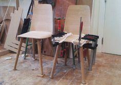 Muuto nerd chair by david geckeler