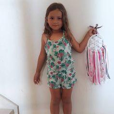 Jutrzejsza sześciolatka z łapaczem własnego projektu 😍 #dreamcatcher #łapaczsnów #crochet #craft #szydełkowanie #szydełko #crocheting #polkarobisama #polishwoman #rekodzielo #handmade #homedecor #homedeco #homedecoration #homedeorating #pokójdziecięcy #childroom #madeinpoland #zrobionewpolsce #pink #grey#pompom#daughter #córka#six#ninka #córeczka#polishgirl Tiana, Rompers, Instagram, Dresses, Home Decor, Fashion, Vestidos, Moda, Decoration Home