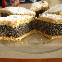 Prajitura de casa cu mac Romanian Desserts, Great Recipes, Favorite Recipes, Hungarian Recipes, Izu, Raw Vegan, Cake Cookies, Sweet Treats, Deserts