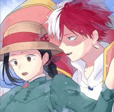 Studio Ghibli Movies, My Hero Academia Shouto, One Punch Man, Manga, Anime Couples, Cute Pictures, Images, Fan Art, Movie Tv