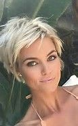 Image result for Short Choppy Hairstyles for Women #HairstylesForWomenEdgy