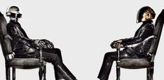 Daft Punk for Obsession6