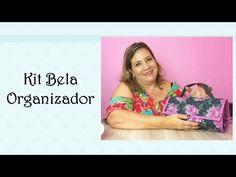 Kit Bela Parte 1: Organizador - YouTube