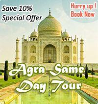 agra same day tour