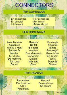 #Connectors #Educació #Català
