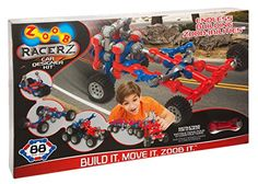 Toy Building Sets - ZOOB Car Designer ** Want to know more, click on the image.