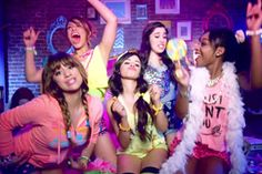 Video Premiere: Fifth Harmony - Me & My Girls
