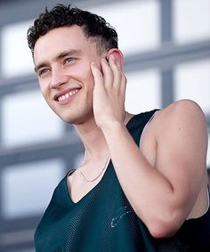 I like everything about this picture #yearsandyears #ollyalexander #nosalive2016