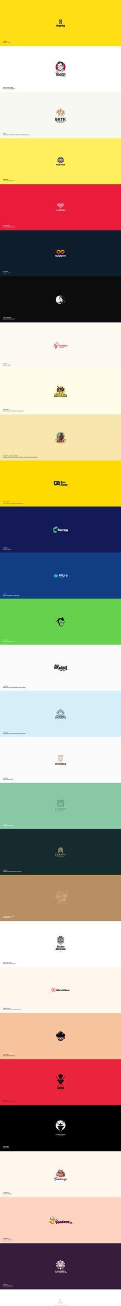 20 best 6 Winning Logo Design Trends for 2016 & Inspiration images ...