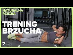 TRENING BRZUCHA - 7 min | NATURALNA RZEŹBA | Szymon Gaś & Katarzyna Kępka - YouTube