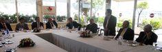 Συνάντηση Νότη Μηταράκη με Ελληνοκαναδικό Επιμελητήριο [26/4/2012]