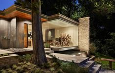 Complete Redesign of a Dilapidated 1950s Split-Level Home in Dallas 1