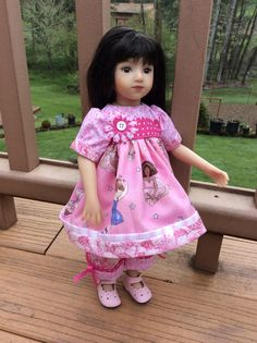 """Ballerina, 14"""" doll clothes,  Tonner, Betsy McCall, Maru, 2 pc outfit, ooak by judysdollboutique on Etsy"""