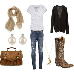 Minus the boots & maybe the sweater.