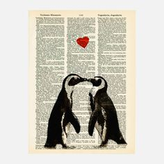 The Penguin Lovers now featured on Fab.