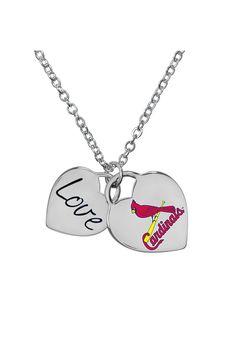 St. Louis Cardinals Field of Dreams Necklace http://www.rallyhouse.com/mlb/nl/st-louis-cardinals/a/womens/b/accessories/c/jewelry/d/necklaces?utm_source=pinterest&utm_medium=social&utm_campaign=Pinterest-STLCardinals $24.99