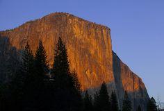 Yosemite National Park - El Capitan by P. Jones via flickr