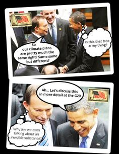 … an alliance in which the US will be sure to follow suit | Community Post: 10 Postcard-Worthy Moments From Abbott's Trip Abroad
