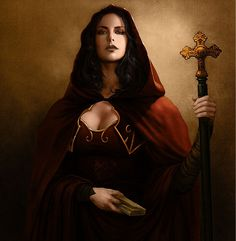 Carmilla - Pictures & Characters Art - Castlevania: Lords of Shadow