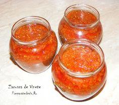 Zacusca de toamna Caviar, Fish, Meat, Canning, Pisces