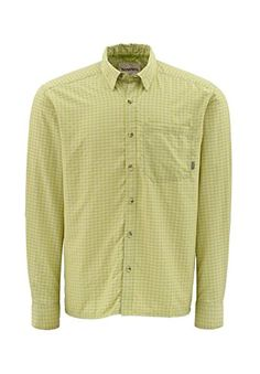 Simms Morada LS Shirt - Apricot - Size 3XL
