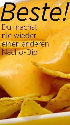 Nachos ohne Dip sind nur halb so lecker! Deswegen kommt hier der ultimative Käse-Genuss für dich!