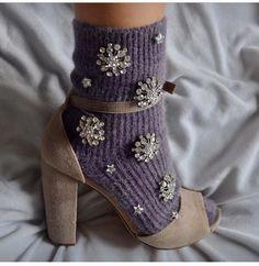 Gorgeous socks