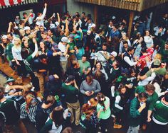 Bridge : Unconscious students on hospital gurneys: A Game Day diary