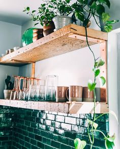 "The Jungalow™ on Instagram: ""#decoratewild #jungalowstyle (the kitchen of @justinablakeney photo by @danaerolynhorst )"""