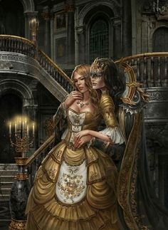 Phantom by Irulana Fantasy Queen, Foto Fantasy, Fantasy Love, Beautiful Fantasy Art, High Fantasy, Medieval Fantasy, Dark Fantasy Art, Dark Art, Magic Realms