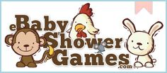 Fun baby shower game ideas and completely free printables. The Best Resource online for baby shower games!
