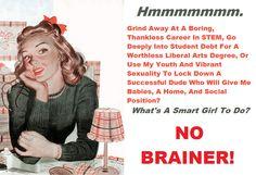 No Brainer!