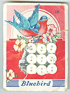 I love the old cards they came on! Vintage Birds, Vintage Buttons, Vintage Images, Old Cards, Button Cards, Vintage Typography, Colorful Party, Printable Cards, Bird Art