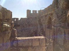 Les remparts de la Vieille Ville construits par Soliman le Magnifique. Jérusalem.