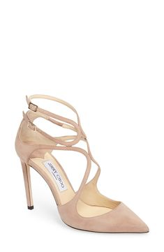 71e301f2a80b online shopping for Jimmy Choo Lancer Strappy Pump (Women) from top store.  See new offer for Jimmy Choo Lancer Strappy Pump (Women)