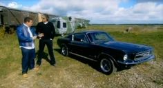 [VIDEO] Wheeler Dealers UK – Buy, Restore and Sell 1967 Mustang Fastback