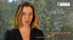 Custom Websites by Alice Wonder Marketing Seattle Webdesign Firm - YouTube