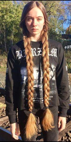Ash Blonde Balayage Long Bob top 51 Haircuts & Hairstyles for Women Over 50 Glowsly Beautiful Long Hair, Gorgeous Hair, Rapunzel Hair, Real Rapunzel, Really Long Hair, Cut My Hair, Braids For Long Hair, Twin Braids, Girl Hairstyles