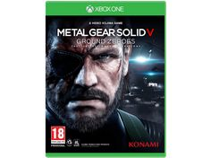 génial DIES SW Metal Gear Solid V: Ground Zeroes FR Xbox One chez Media Markt