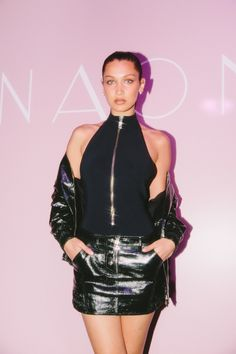 Naomi Campbell Throws a Disco Party With Marc Jacobs  - Bella Hadid-Wmag