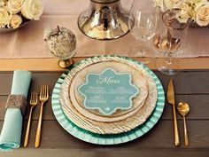 How to Set your Dinner Table|Place Settings