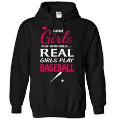 Real girls love Baseball T Shirt, Hoodie, Sweatshirt