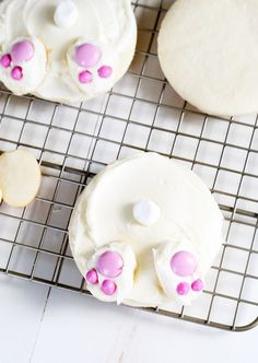 Gluten Free Bunny Cookies for Easter!