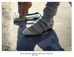 white russian roulette: stella mcCartney for adidas