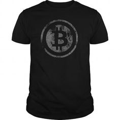 #Bitcoin VINTAGE BITCOIN LOGO T-SHIRT T-shirt & hoodies See more tshirt here: http://tshirtsport.com/